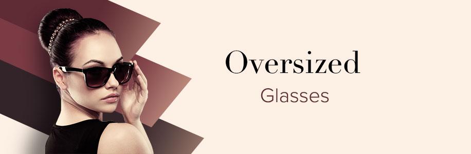 Oversized Glasses SALE Under 400K