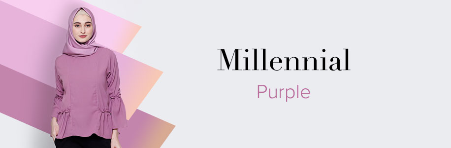 Millennial Purple