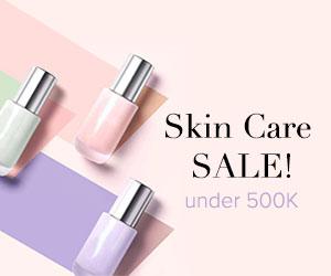 Skin Care Under 500K!!!