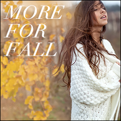 More For Fall