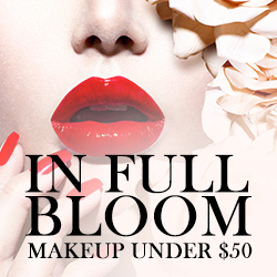 In Full Bloom: Makeup Under $50