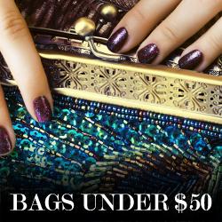 Trendy Bags Under $50
