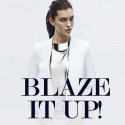 Blaze It Up!