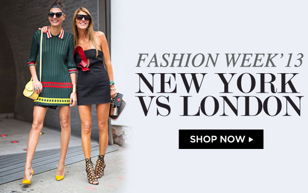 Get The Fashion Week<br>Look For Under $100!