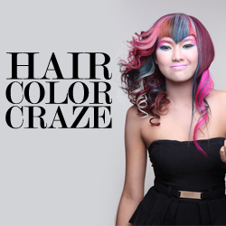 Hair Color Craze