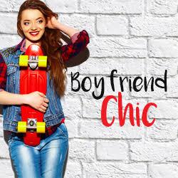 Boyfriend Chic