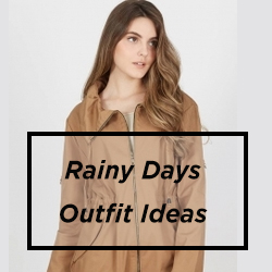 Rainy Season Outfit Ideas