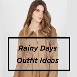 Rainy Season Outfit Ideas
