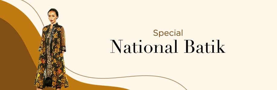 Special National Batik