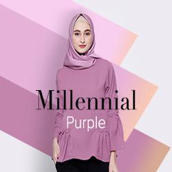 Millenial Purple