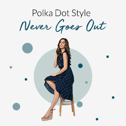 Polkadot Style Never Goes Out