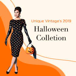 Unique Vintage's 2019 Halloween Collection