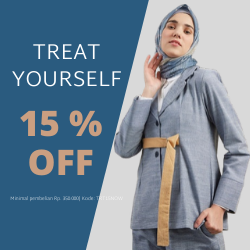 Treat Yourself SALE 15% OFF
